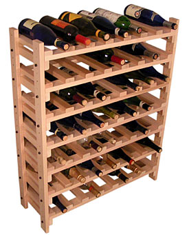 Wall Wine Rack Store - Wood Wine Rack